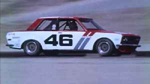 #46 1971 Datsun BRE 510 race car - John Morton Watch [Video]