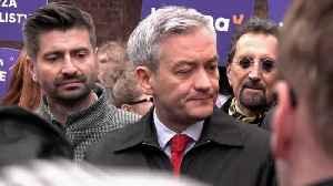 Road Trip Day 44: Poland's only openly gay politician on European campaign trail [Video]
