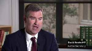 Gauke: Our focus should be on Brexit, not on our next leader [Video]