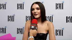 Charlotte Lawrence Interview 2019 BMI Pop Awards [Video]