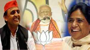 Aware of defeat, SP-BSP at each other's throats: PM Modi in Mirzapur [Video]