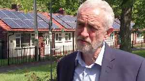 Corbyn: 'I'm looking forward to next Tory leader' [Video]