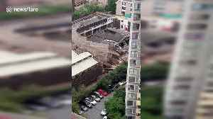 Seven killed after building collapsed in Shanghai [Video]
