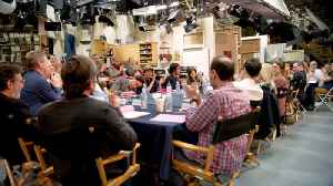 The Big Bang Theory Cast Thanks The Fans [Video]