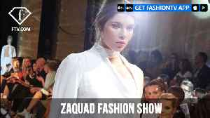 ZAQUAD FASHION SHOW with Justyna Czerniak | FashionTV | FTV [Video]