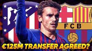 Does Antoine Griezmann Leaving Atletico Madrid Confirm His Barcelona Transfer?! | Transfer Talk [Video]