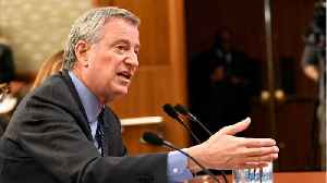 New York Mayor Bill de Blasio Officially Announces Run For 2020 Presidential Race