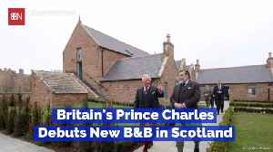 You Don't Need Air BnB With Prince Charles [Video]