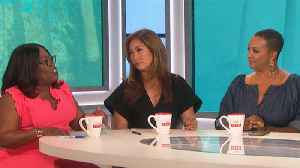 The Talk - The hosts discuss sexual addiction and cheating [Video]