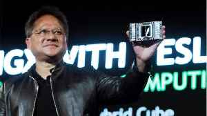 Nvidia Stock Jumps In After Hours Trading [Video]