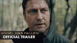 Angel Has Fallen Movie - Gerard Butler, Morgan Freeman [Video]