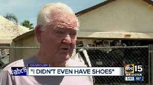 83-year-old Chandler man describes escaping Chandler house fire [Video]