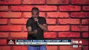 Comedian's joke about Middle Easterners leads a man to call police [Video]
