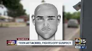 Glendale police searching for man who tried to kidnap teen girl [Video]