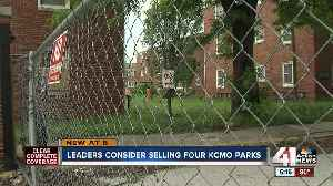 KC Parks plans to sell parcels of park land, including all of Belvidere Park [Video]