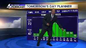 Scott Dorval's Wednesday On Your Side Forecast [Video]