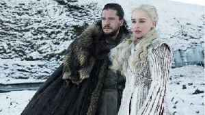 News video: 'Game of Thrones' Series Finale Photos Keep Westeros' Fate Unknown