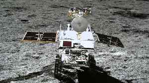 China's lunar lander finds evidence of Moon's mantle [Video]