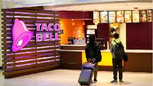 Would You Go To The Taco Bell Hotel? [Video]