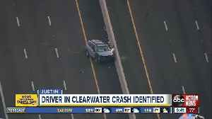 Driver ejected from SUV after crash on US 19 in Clearwater [Video]