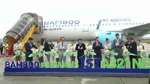 Birdies on a plane: Vietnam's Bamboo airways bets on golf for success [Video]