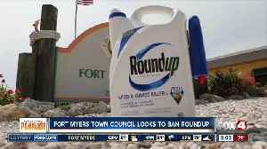 Fort Myers Beach Town Council looks to ban Roundup [Video]