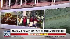 Alabama passed a bill to ban abortions [Video]