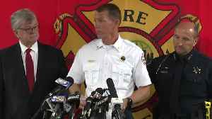 Authorities identify firefighter killed in Appleton shooting [Video]