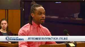 Jury decides death penalty for man convicted of murdering couple at car dealership [Video]