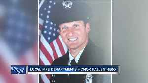 Wisconsin mourns the loss of Appleton firefighter killed in the line of duty [Video]