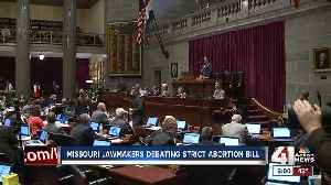 Missouri Senate passes strict abortion bill [Video]