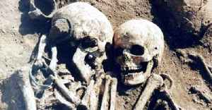 Scientists Have A Surprisingly Heartbreaking About These Unearthed 3,000-Year-Old Skeletons [Video]