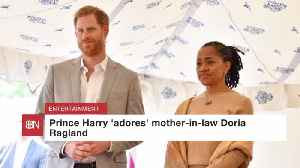 Prince Harry Gets Along With His Mother In Law [Video]