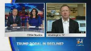 Speaking With Washington Post's Jonathan O'Connell About His Report On Trump Doral Losing Money [Video]