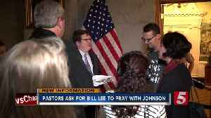 Pastors ask Gov. Lee to pray with death row inmate [Video]