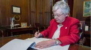 News video: Governor Of Alabama Signs Abortion Ban Law