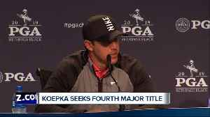 Brooks Koepka downplays rivalry label with Tiger Woods [Video]