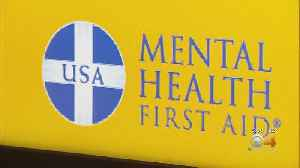 Course Allows High Country Residents To Be Mental Health First Aid Trainers [Video]