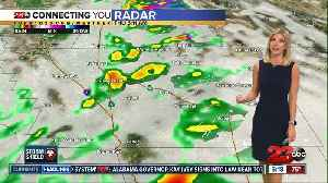 Gusty winds and cooler temperatures ahead of our next storm [Video]