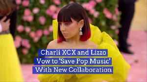 Charli XCX Makes A Vow [Video]