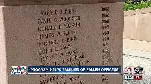 Wyandotte County deputies added to national memorial [Video]
