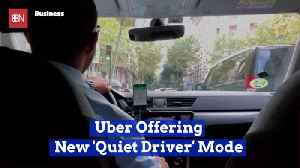 Uber Knows What Customers Want [Video]