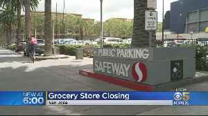 San Jose Residents Concerned With Planned Closure Of Downtown Safeway [Video]