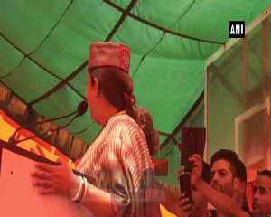 People can freely chant Jai Shri Ram in Himachal Smriti Iranis jibe at WB CM [Video]