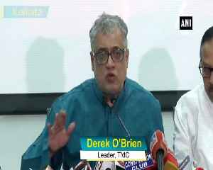 Central fores are in cahoots with BJP in Bengal Derek O'Brien [Video]