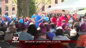 News video: Michigan seniors press lawmakers for action
