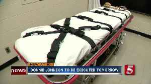 Donnie Johnson to be executed tomorrow [Video]