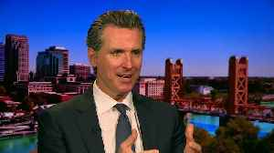 RAW: CBS13 Investigator Julie Watts Sits Down With Governor Newsom [Video]