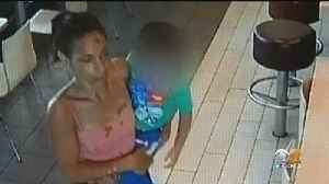 Woman Caught On Camera Attempting To Kidnap Boy From South LA McDonald's [Video]
