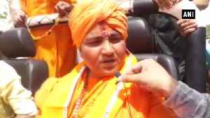 'Nathuram Godse was a patriot': Pragya Thakur stokes controversy [Video]